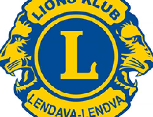 Lions klub Lendava donirala sredstva