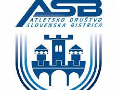 Priprave tekača in podpora AD Slovenska Bistrica